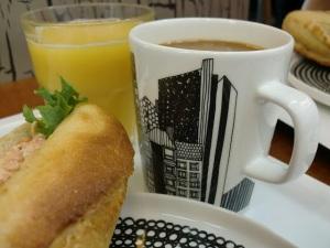I New York: Gastronomi